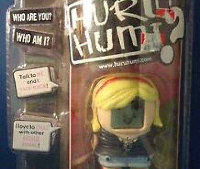 Image Is Loading Huru Humi Interactive Talking Chloe Toy Free Shipping