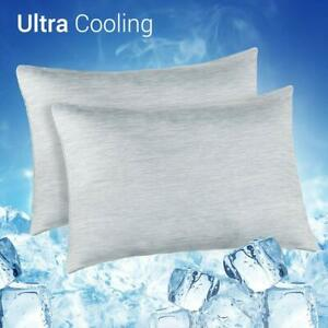 details about luxear pillowcase cooling pillowcase double side design pillow cover with 100