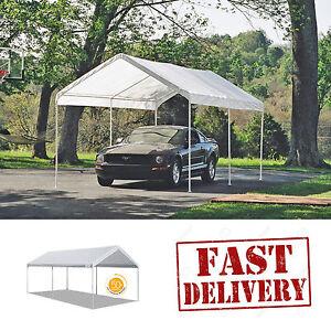 Caravan Canopy Carport 10x20 Water Resistant Portable