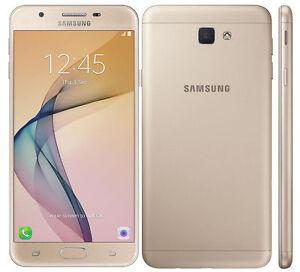 SAMSUNG GALAXY J5 PRIME GOLD G570FD DUAL SIM 4G LTE FACTORY UNLOCKED SMARTPHONE