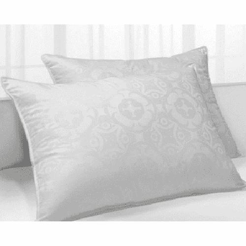 hollander platinum memory fiber foamessence 2 pack king pillows 300 tc