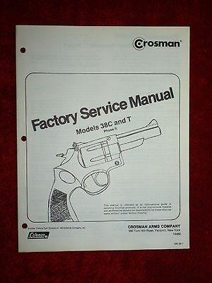 Crosman 38c 38t Phase Ii Factory