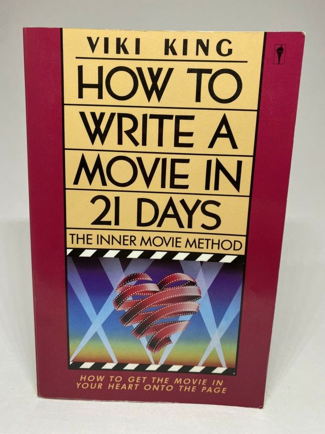 How to Write a Movie in 9 Days by Viki King (9, Trade
