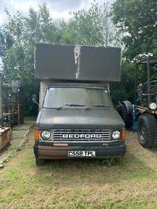 Historic Bedford CF 4WD Laboratory Van. Ideal Camper Conversion Project