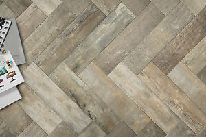 details about savona natural wood plank 15cm x 60cm wall and floor tile