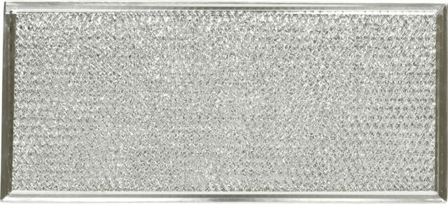 replacement for kenmore whirlpool w10208631a microwave grease filter