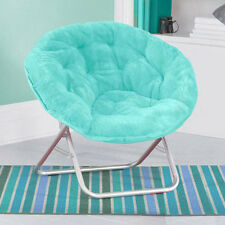 xl folding moon chair round furniture dorm bedroom lounge padded
