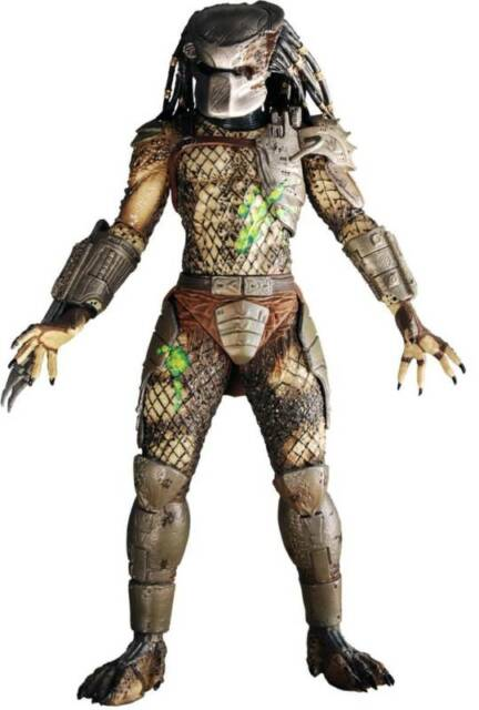 Neca Predators 2010 Movie Series 1 Classic Predator Action Figure For Sale Online Ebay