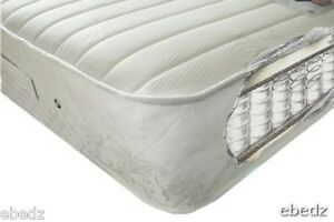 Image Is Loading 11 Inch Memory Foam Mattress With 1200 Pocket