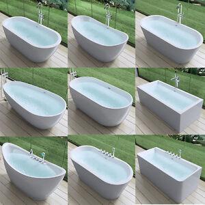 details sur baignoire ilot ovale ou rectangulaire avec ou sans robinetterie sogood vicenza