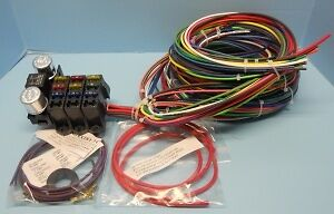 Rebel Wire 9 3 Circuit Wiring Harness
