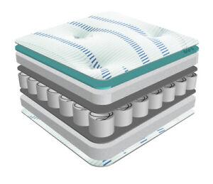 Image Is Loading New Comfort 2500 Pocket Sprung Cooling Gel Memory