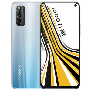 Vivo iQOO Z1 5G Smartphone Android 10.0 MTK 1000 Plus Octa Core GPS Touch ID NFC
