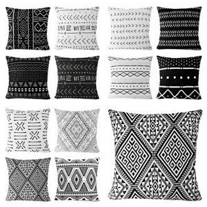black pillow cover online