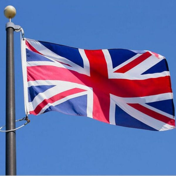 Union Jack Flag Great Britain United Kingdom UK England ...