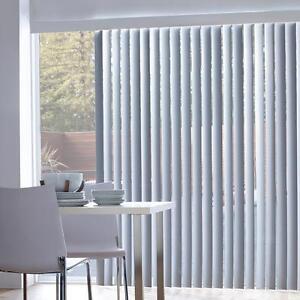 details about vertical window blinds decor privacy door s slat patio large vinyl windows