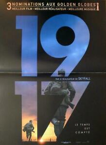 details about 1917 sam mendes world war original french movie poster