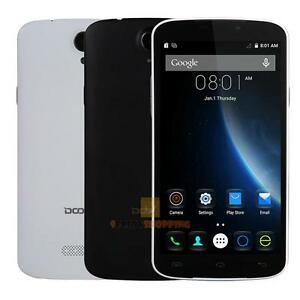 "DOOGEE X6 5.5"" 4G LTE Smart Phone Android Quad Core Dual SIM 16GB+1GB Unlocked"