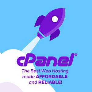 SALE 4.99$ for 12 months cPanel Web Hosting Unlimited