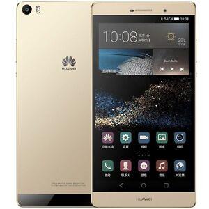 """6.8"""" 64GB Huawei P8 Max Smartphone 4G LTE Phone Octa Core 3GB 2.2GHz Dual Sim"""