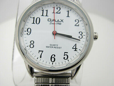 New Without Tag Qmax Quartz Water Resistant Analog 38mm ...