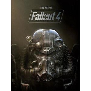 The Art of Fallout 4 Hardcover [Dark Horse Comics]