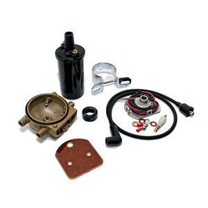 Ignitor Ignition & Coil Relocation Kit Ford 8N 2N 9N