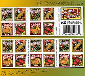 20 Summer Harvest Forever USPS Postage Stamps Corn