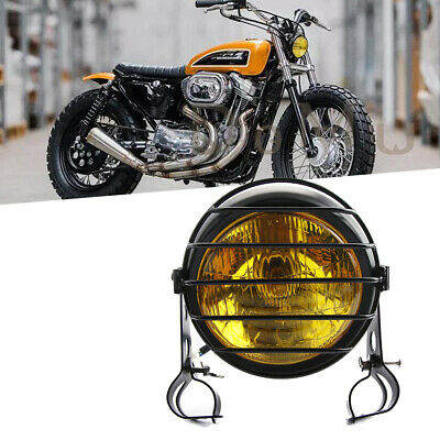 Led Headlight Grill Side Mount