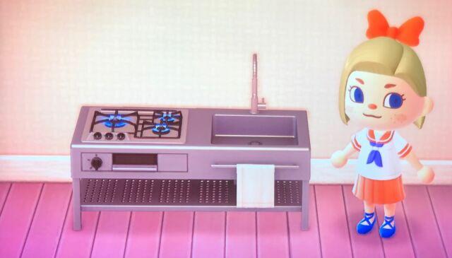 Animal Crossing New Horizons Kitchen Furniture Diy ... on Animal Crossing Kitchen Island  id=84176