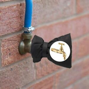 details about winter outdoor faucet cover protector water tap anti freeze sock hose bib parts
