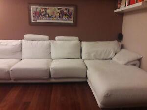 Confronto con i divani dei centri commerciali. Divano Chateau D Ax Pasha Bianco Chais Lounge Ebay