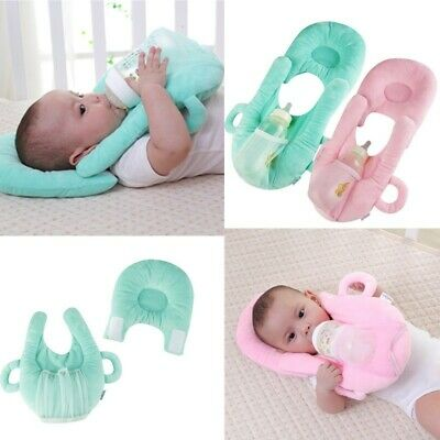 unique patent safe baby feeding pillow bottle holder perfect for twins nursing ebay