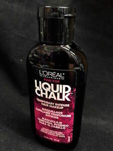l oreal liquis chalk pink pop temporary intense hair color 1 6 oz ebay