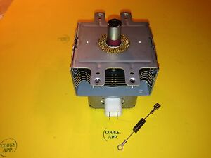 details about wb27x11079 new replacement magnetron and diode for ge microwave not oem 90 day