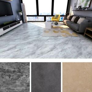 details about 24 self adhesive floor tiles 5 02m vinyl flooring marble plank square porcelain
