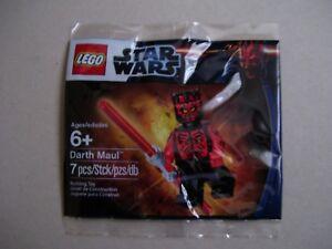 Lego Star Wars Figur Darth Maul Im Original Polybag