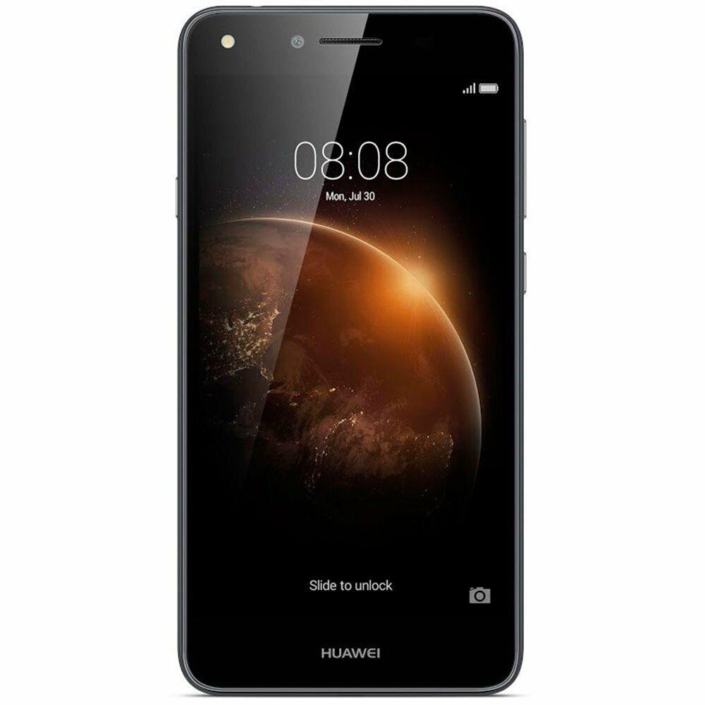 Huawei Y6 II compact schwarz Dual Sim 16GB Android 5″ Smartphone ohne Simlock
