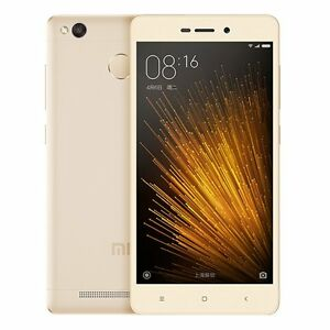 XIAOMI Hongmi Redmi 3X Android 6.0 Snapdragon 430 Octa Core GPS Touch ID 2GB32GB