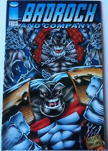 Badrock & Company #1 - Comic Book - Rob Liefeld & Image Comics