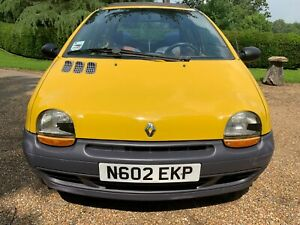1996 RENAULT TWINGO LHD 'UNITED COLORS OF BENETTON' EDITION