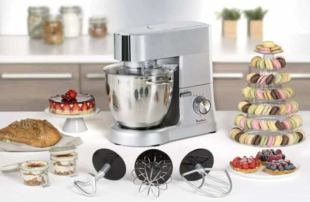 moulinex masterchef qa810d01 robot of kitchen baking professional 1500w bowl xl