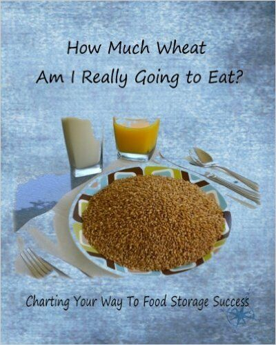 How Much Wheat Am I Really Going to Eat? : Charting Your Way to Food Storage... 2