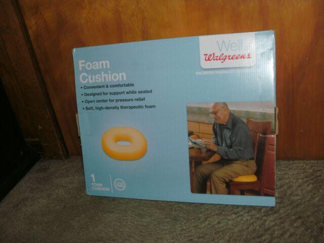walgreens foam ring donut cushion seat support