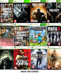 Xbox 360 Games - All the games you need for xbox 360 shop ...