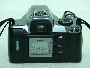 Canon EOS Rebel K2 35mm SLR Film Camera Body Only with