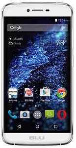 BLU Studio One Unlocked GSM QuadCore 4G LTE Android 13MP Phone - White - New
