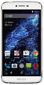 BLU Studio One Unlocked GSM QuadCore 4G LTE Android 13MP Phone - White - New