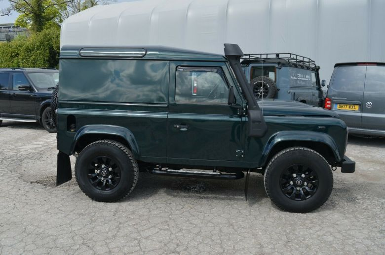Land Rover Defender 90, 2 owners, 18k miles immaculate condition, NO VAT