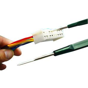 5pcs High End Car Auto Wiring Harnes Terminal Socket Pin